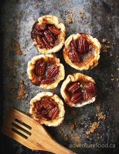 Butter Tarts - A Canadian Recipe by Adventure Foodie ~My mother made these!!