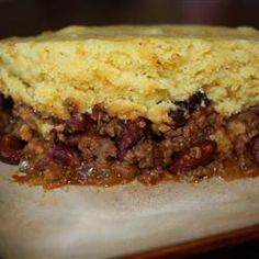 Crockpot Enchilada Pie