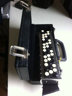 The beautiful accordina.