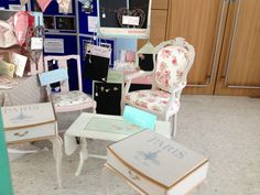 Boutique stall at newport riverfront!! Shabby chic