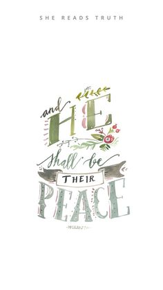 How appropriate as my word for the new year is Peace. What is Peace? Cool Words, Wise Words, What Is Peace, Encouragement, Jesus Christus, In Christ Alone, Bible Verses Quotes, Biblical Verses, Bible Scriptures