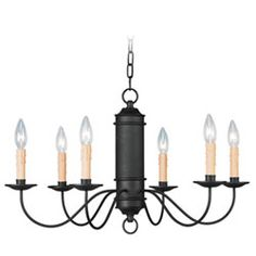 Country Traditions Stoughton Chandelier | Country, Chandeliers and ...