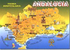 Sevilla, Cordoba, Granada, Jerez, Flamenco are all the places we traveled......