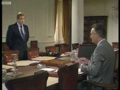 """Indiscreet - Yes, Prime Minister - BBC. """"Thank you Bernanrd, I couldn't have put it less clearly myself."""""""