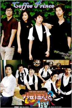 Coffee Prince: A classic that I watch at least once a year :))!! Feat. Yoon Eun Hye & Gong Yoo and more incredible cast members. Also the OST is my fav by far!!