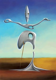 Dali - one can #meditate on him.