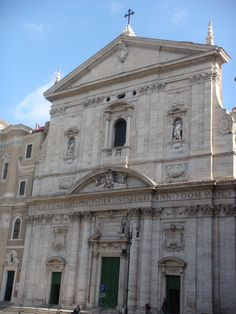 The Church of Santa Maria in Vallicella in Rome is also called the Chiesa Nuova