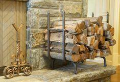 fireplace firewood rack - 950×650