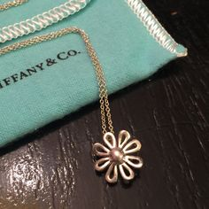 7f2af5f09 Tiffany & Co. Daisy pendant Authentic Paloma Picasso for T&Co Daisy pendant.  Daisy is about X This item has been retired. Tiffany & Co.