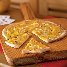 25 Healthy Pizza Recipes | Roasted Beet Pizza (Pizza alla Barbabietola Arrostito) | CookingLight.com