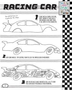 Steps To How To Draw Truck How To Draw A Monster Truck Step By