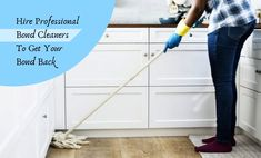 Hire Professional Bond Cleaners Adelaide To Get Your Bond Back Mopping Floors, Shower Cleaner, Steam Cleaning, Cleaning Service, How To Clean Carpet, Clean House, You Got This, Bond, New Homes