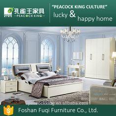 Factory direct furniture sale , bedroom design , cheap bedroom furniture #cream, #bedroom