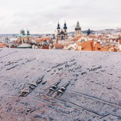 Have you heard of the most beautiful library in the world? Well it's in Prague and this is the view from the top. - - - - - - - - - - - - - - - #praha #prague #praga #прага #czechia #czech #czechrepublic #cz #travel #travels #travelblogger #travelgram #traveling #aroundtheword #tumblr #vsco #vscocam #travelphotography #travelpics #view #viewsfromthetop #bulgarian #bulgariangirl #instagood #throwbackthursday