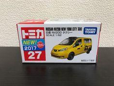 Takara Tomy Tomica Series  No. 27 Nissan NV 200 taxi Japan #TAKARATOMY