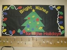December Christmas Bulletin Board Ideas - Bing images