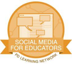 #SocialMedia #PDLNteam #digitalbadge