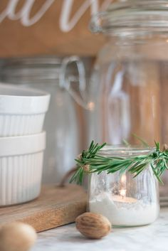 This simple DIY for Christmas votive is adorable and a great way to set your table for the Holidays. My friends and I have been obsessing over the new Oui yogurts and their adorable little jars. Have you seen them? I've been collecting them, since they are so cute and I did not want to... Read more