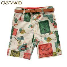 471d94b482 Venta CALIENTE 100% de Algodón de Camuflaje Casual prining Pantalones  Cortos para niños 2-
