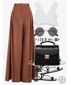 Stylish outfit idea to copy ♥ For more inspiration join our group Amazing Things ♥ You might also like these related products: - Jeans ->. Mode Outfits, Fashion Outfits, Womens Fashion, Fashion Trends, Fashion Tips, Mode Chic, Mode Style, Classy Outfits, Stylish Outfits