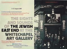 Jewish East End - Designer Richard Hollis