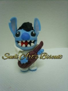 Chaveiro Stitch biscuit
