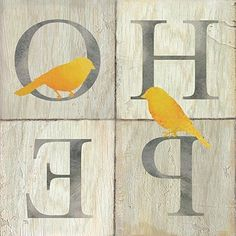 Hope/Wish Bird I (Cynthia Coulter)