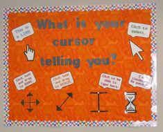 Teach the Bits and Bytes: First Quarter Bulletin Boards