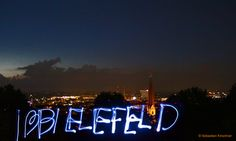 Bielefeld in Nordrhein-Westfalen