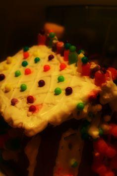 Gingerbread house #christmas