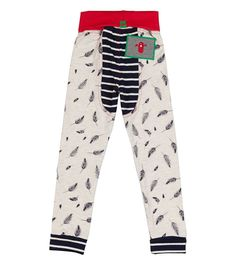 Tickle Me Legging - Big, Oishi-m Clothing for kids, Winter 2016, www.oishi-m.com