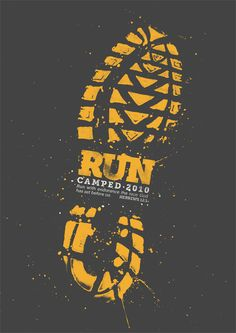 Camped · Run by Gateway Church , via Behance