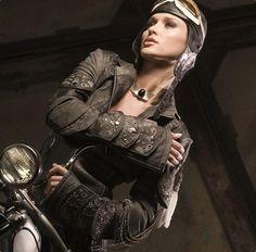 Dieselpunk fashion-post-apocalypse