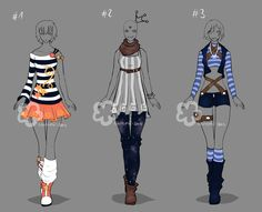 Outfit Contest - Entries #1 by Nahemii-san.deviantart.com on @DeviantArt
