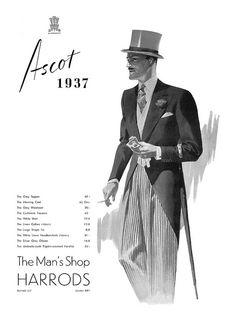 1937 Harrods ad