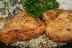 Olive Garden Chicken With Lemon Sage Sauce Recipe - Genius Kitchen Copycat Recipes, Sauce Recipes, Chicken Recipes, Cooking Recipes, Chicken Meals, Chicken Pasta, Healthy Chicken, Paleo Recipes, Delicious Recipes