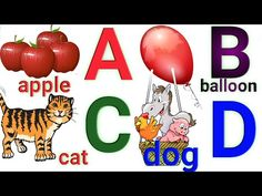 A for apple,A for apple pie,abc train,abc Phonic Song,Alphabets song nursery rhymes, kids,abcdefgh - YouTube Phonics Song, Alphabet Songs, Nursery Rhymes, Apple Pie, Balloons, Train, Youtube, Kids, Young Children
