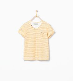 Image 1 of Striped T-shirt from Zara $17.90