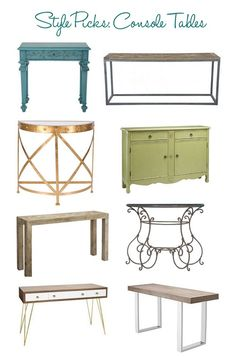 Brent Console on Better Homes and Garden blog