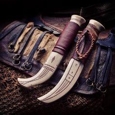 #knives #knife #samekniv #duodji #sweden #jokkmokk #kuorak #martinkuorak #lapland Types Of Knives, Knives And Swords, Buck Knives, Best Pocket Knife, Japanese Sword, Forged Steel, Fixed Blade Knife, Custom Knives, Survival Knife