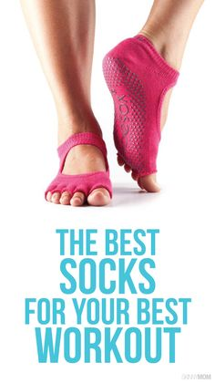 Socks to wear for your KILLER workout!