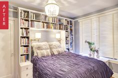 Before & After: A Collector's Manhattan Apartment is Transformed into Storage Nirvana — Sweeten