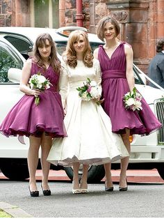 keira knightley bridesmaid dresses