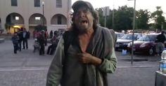 ¡Increíble! Un vagabundo canta como Juan Gabriel  #Sonora #México #Rafael #Juan #Gabriel #cantante #monedas #voz #videos #vagabundo #viralvideos #viralvideoscity