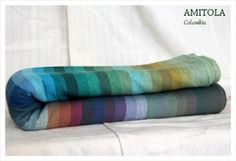 Girasol Amitola Columbia Weft (Diamond Weave) Baby Wearing Wrap, Ring  Sling, Woven 93690eaa6f1