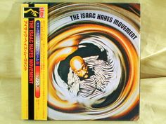 CD/Japan- ISAAC HAYES Movement w/OBI RARE MINI-LP Gatefold Cover PCD-4462 #FunkSoul