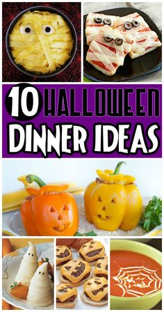 8194889ac16 Fun Halloween Food Ideas for Every Meal - From