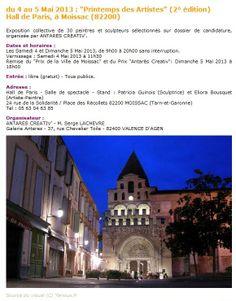 Printemps des Artistes 2013