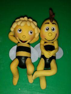 Maya the bee and Willy  Maja de bij en Willie