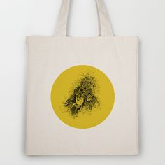 hairstyle of the rich and famous Tote Bag by berg with ice - $18.00